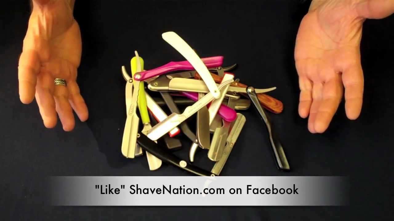 All about shavette style straight razors youtube baditri Image collections