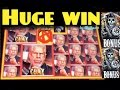 **JACKPOT?** SONS OF ANARCHY slot machine Max bet HUGE WIN!