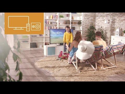 """Der neue ULTRA-HD-TV von MEDION - Der MEDION® LIFE® X18019 (MD 30730) 50"""""""