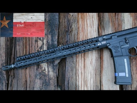 "Budget Rifle Upgrade Series: Installation of BCM KMR Alpha 15"" Rail"