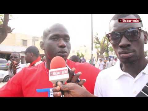 """""""La maison de la presse n'est pas à l'Apr"""" selon Ibrahima Lissa Faye"""