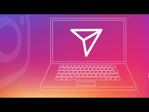 """How To DM On Instagram On Computer/PC 2020  from """"GOOGLE"""" EAZY/FREE/FAST !!"""