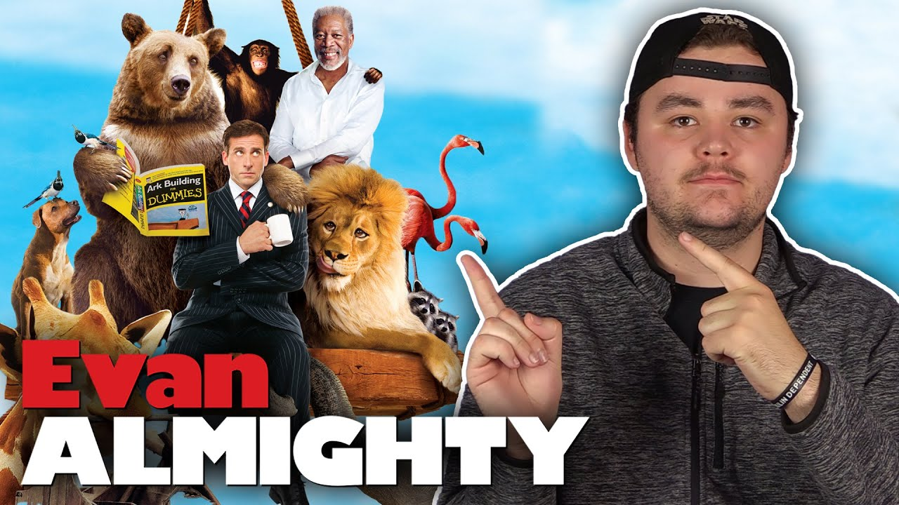 Evan Almighty | Film review