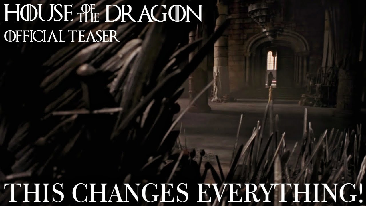 Download Official Teaser: House of the Dragon! This Might Change Everything? - Game of Thrones Prequel Series