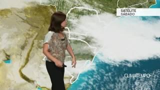 Previsão Sul – Chuva forte no Paraná