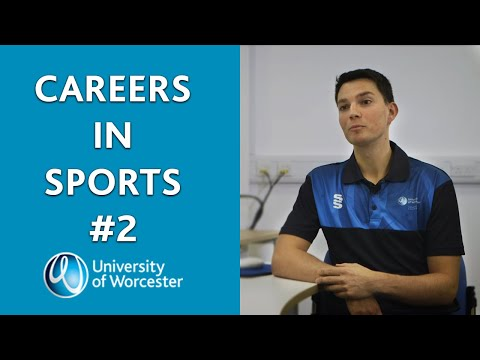 Careers in Sport -  Performance Analyst