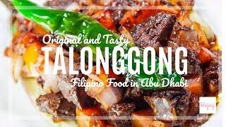 Affordable and Tasty Filipino Food in Abu Dhabi - Binalot Restaurant Elektra Street