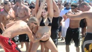 Un día de playa por Miami Beach :)