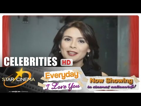 National I Love You Day | Interview | Dawn Zulueta, JC De Vera, Richard Gomez