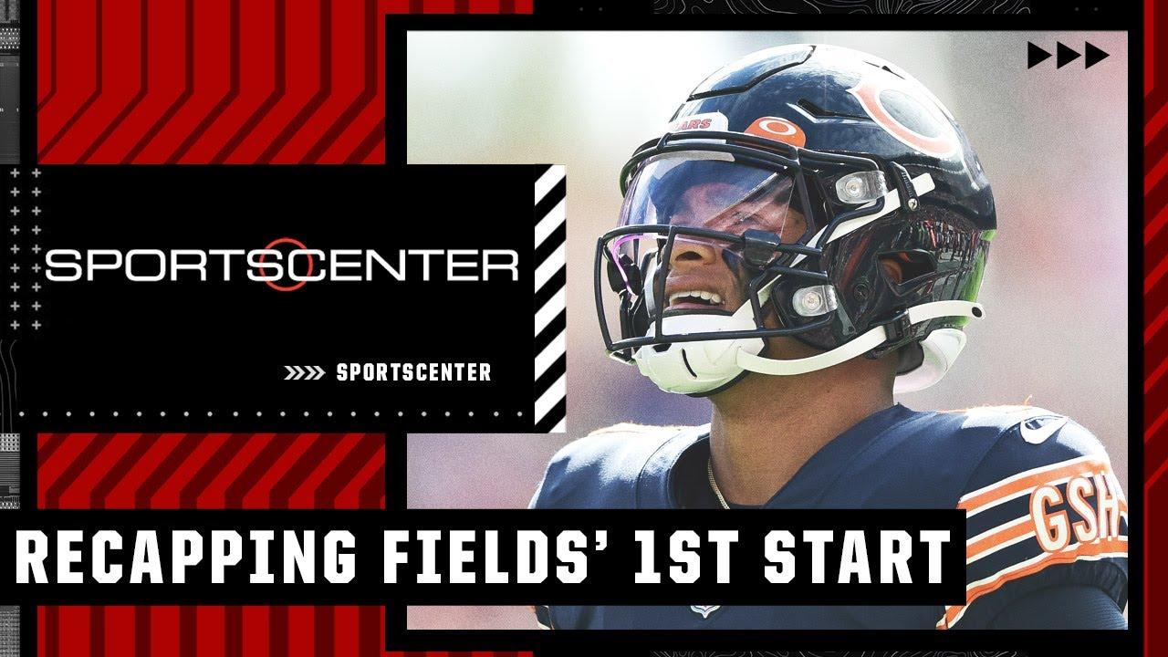 The Browns were teeing off on Justin Fields – Damien Woody | SportsCenter