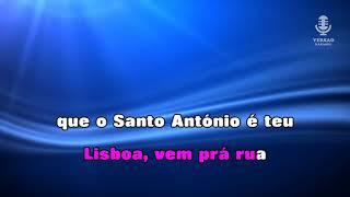 ♫ Demo - Karaoke - LISBOA DOS MILAGRES - Amália Rodrigues