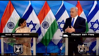 India & Israel forge stronger diplomatic & military ties