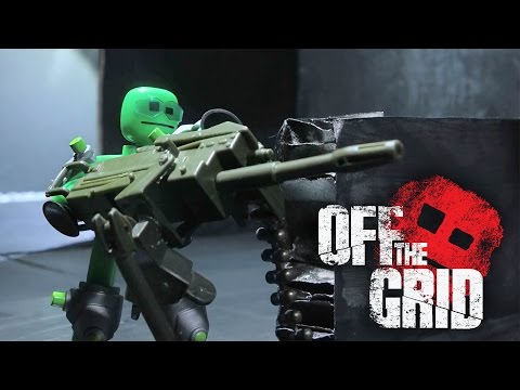 Stikbot | OFF THE GRID - S3 Ep. 11