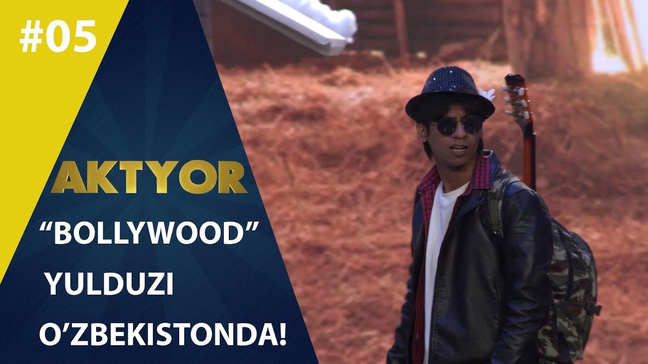 "Aktyor-2 | 5-son ""Bollywood"" yulduzi O'zbekistonda! (31.03.2019)"