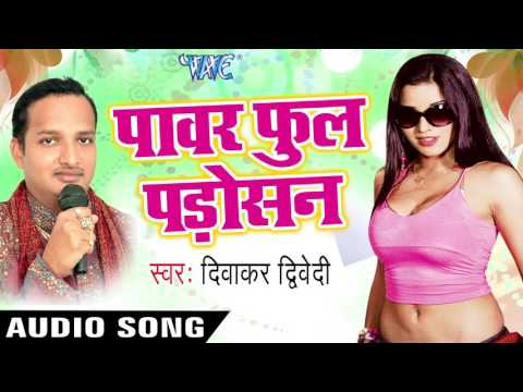 पावर फुल पड़ोसन - Power Full Padosan || Diwakar Diwedi || Bhojpuri Audio Jukebox