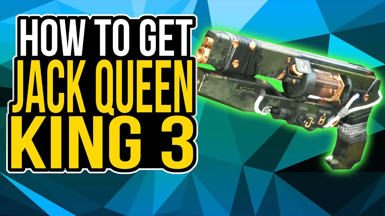 Jack Queen King 3