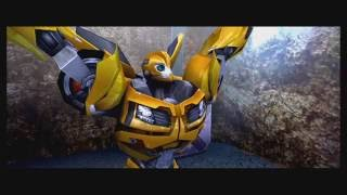 Transformers Prime The Game Wii U stage 4