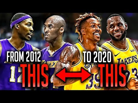 7 Reasons Why We SHOULD NOT Be Suprised By Dwight Howard's Comeback?!