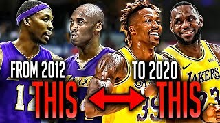 7 Reasons Why We SHOULD NOT Be Suprised By Dwight Howard