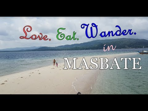 Love. Eat. Wander. in Masbate