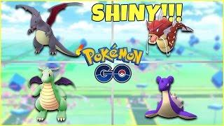 Shiny Pokemon found ACTUAL VIDEO - Pokemon Go