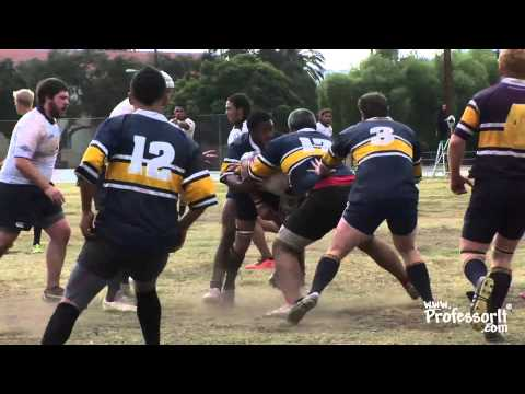 Rugby Lessons On Video 4: Positions