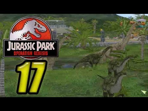 Jurassic Park: Operation Genesis – Campaign Part 17 – Any Port in a Storm 3/4
