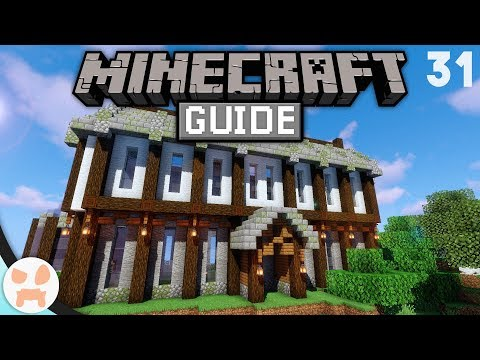 Starting The GRAND LIBRARY! | The Minecraft Guide - Minecraft 1.14.2 Lets Play Episode 31