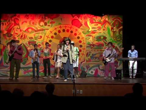 Caribbean and Latin American Cultural Show 2013, Part 1