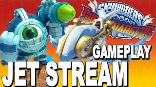 SKYLANDERS SUPERCHARGERS JET STREAM RACE mit DIVE CLOPS [HD] Deutsch