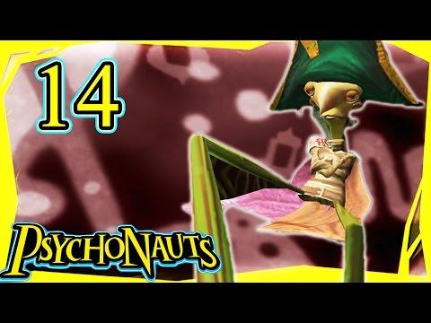 Let's Play Psychonauts Part 14 - Bonafide Bonaparte [Gameplay/Walkthrough]