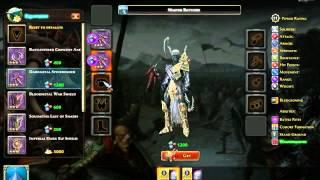 World of Battles- Morningstar - gameplay trailer.