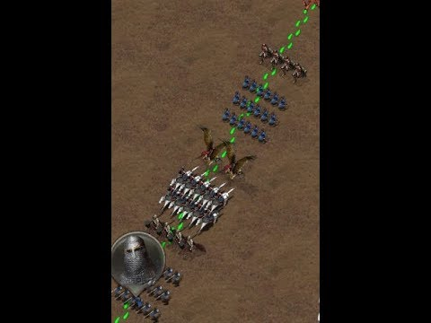 Clash Of Kings : ATTACK/DEFENSE TROOP FORMATION