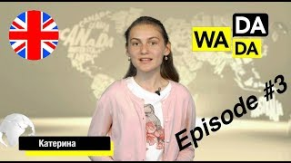 WADADA News for Kids - Episode #3 (with English subtitles)