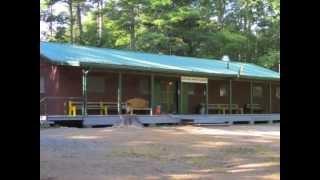 Sherbrooke Lake Camp