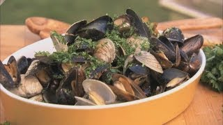 Grilled Clams and Mussels HD