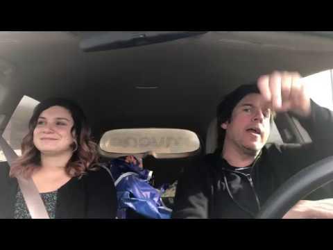Cyndi & Chris - Cyndi and Chris Take a Drive and Insist on No Bread!
