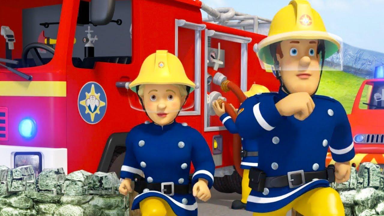 Sam il pompiere italiano nuovi episodi nascondino con le