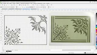 О YouTube курсе обучения CorelDRAW X7 по подготовке векторов , чертежей для станков с ЧПУ