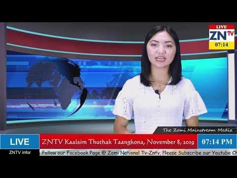 ZNTV Kaalsim Thuthak Taangkona # 47, November 8, 2019