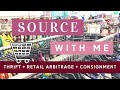 Source with Me + HAUL - Goodwill, Nordstrom Rack, Buy Sell Trade as a Full Time Poshmark Reseller