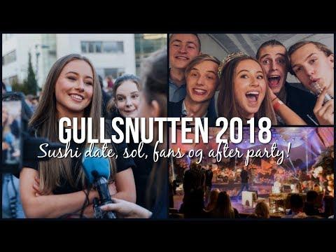 GULLSNUTTEN 2018!!!