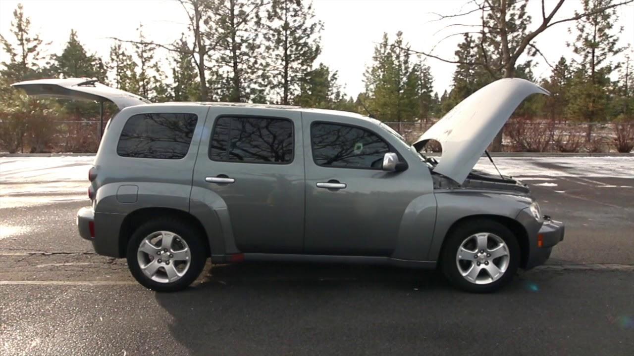 2006-2010 Chevrolet HHR Driver Left Side Rear Back Lamp Tail Light