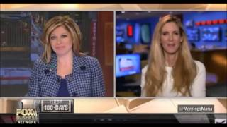 Ann Coulter: Putin is a much better ally in terrorism fight than Merkel 3/17/17