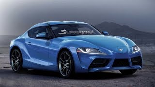 Upcoming 2018 Toyota Supra Engines And Transmission Have Just Been Leaked