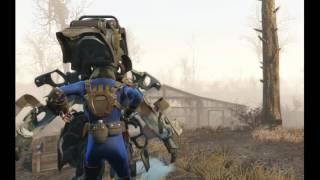 Fallout 4 - 037 - помощь поселенцам и немного крафтинга
