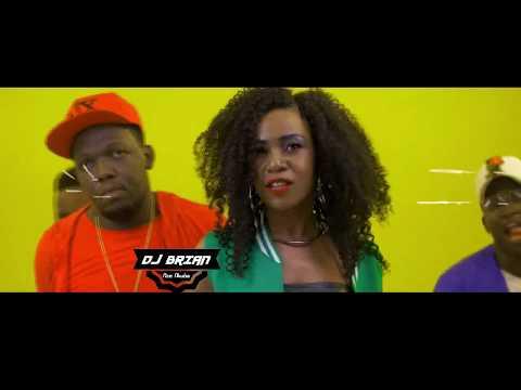 NZE NKUBA - DJ BRIAN ft ALL STAR DUB-INSTRAMENTAL[OFFICIAL HD VIDEO]