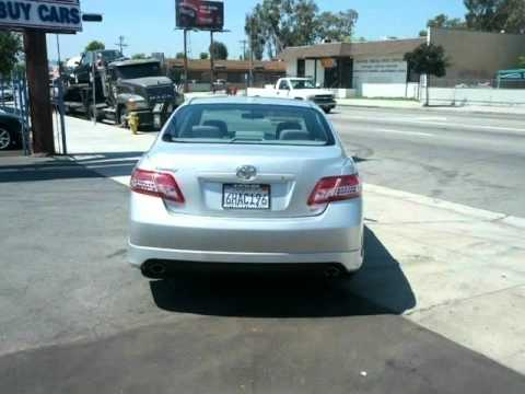 2010 Toyota Camry Sports Edition, LED Tail Lights, Alloy ...