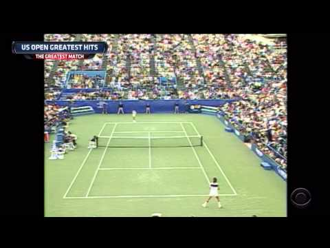1991 Jimmy Connors US Open 5th Set