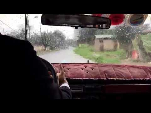 Blue Lada Taxi Scams in Addis Ababa Ethiopia